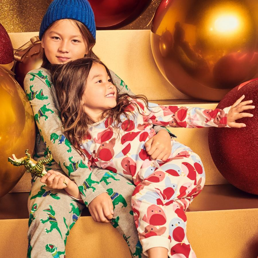 Kids and family pyjama sets at M&S Clarks Village