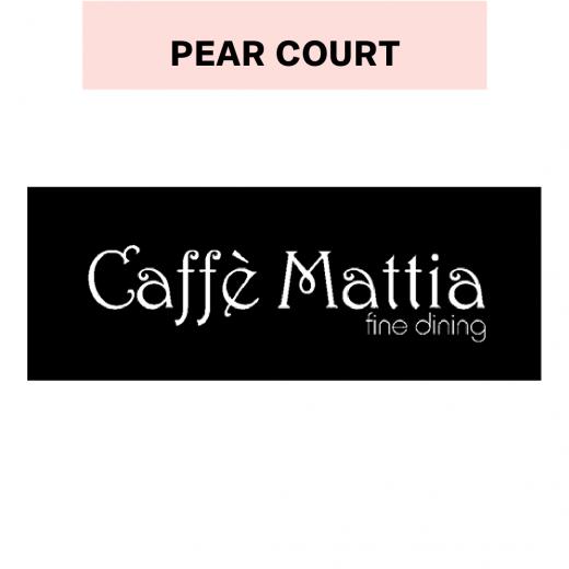 Caffe Mattia, Clarks Village