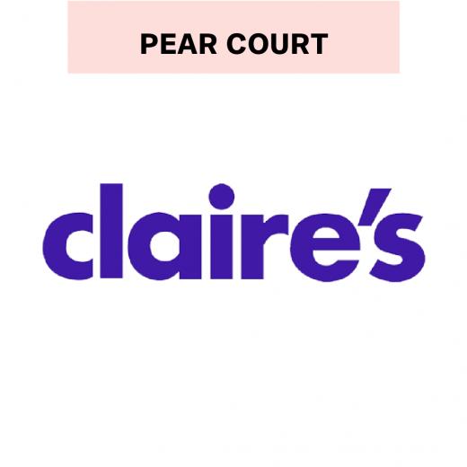 Claire's, Clarks Village