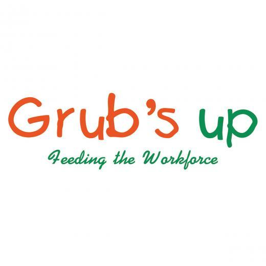 Grub's Up logo