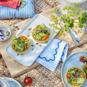Summer recipes from Denby