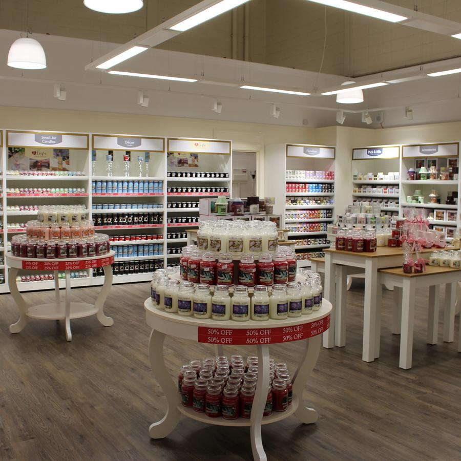 Yankee Candle Negozi.Yankee Candles Outlet Supp Store