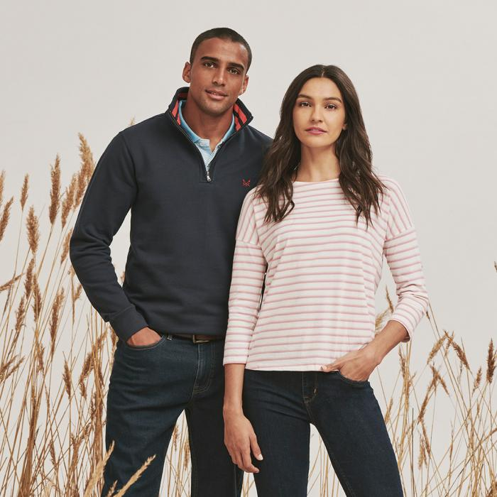 autumn style with Crew Clothing Company
