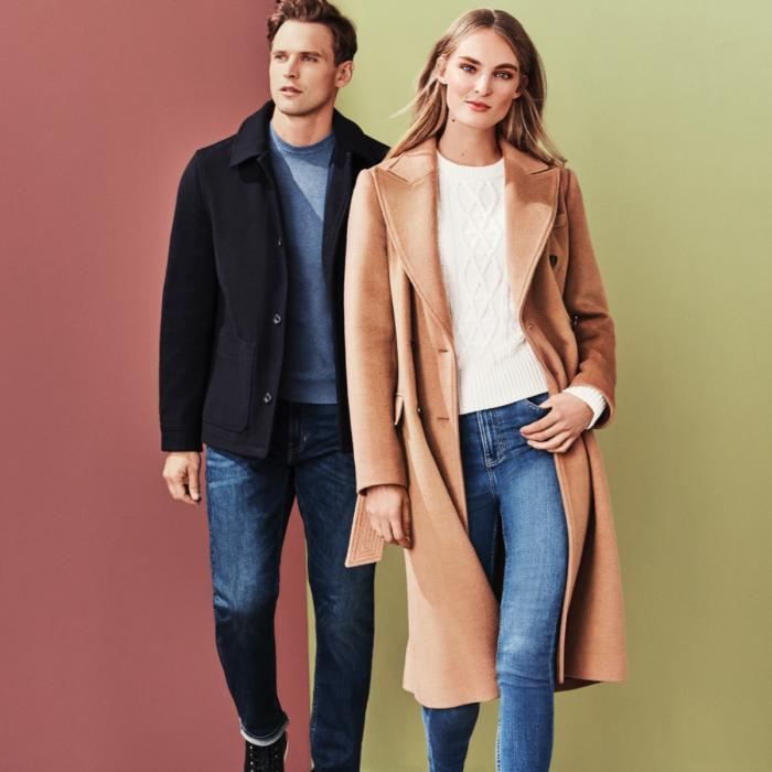 Back to work wear from M&S at Clarks Village