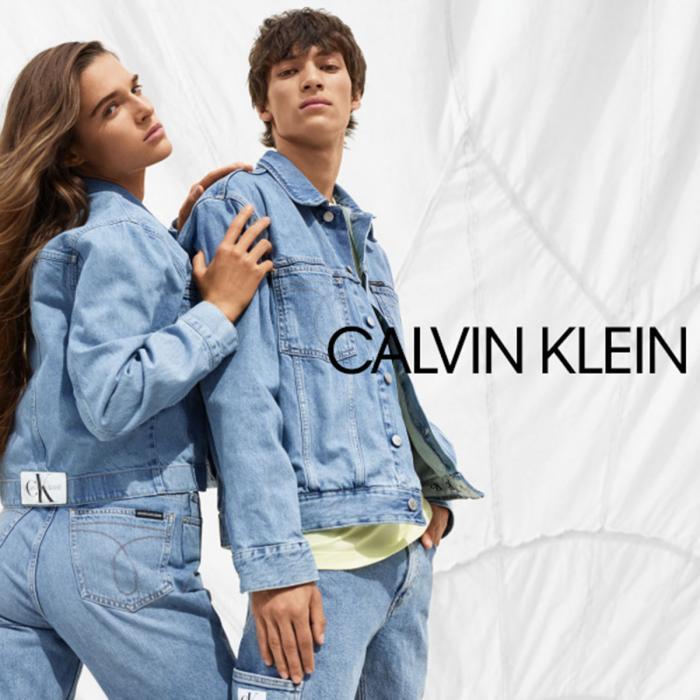 Calvin Klein coming soon