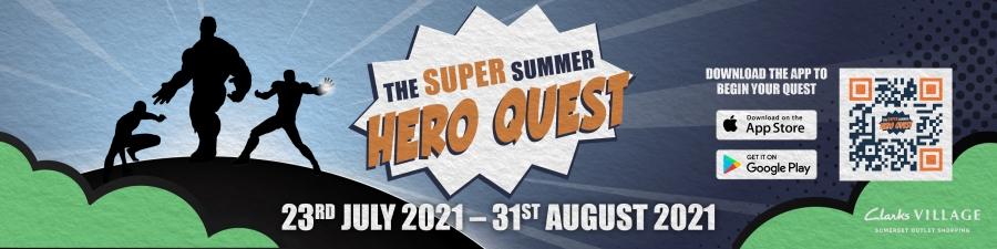 Hero Quest at Clarks Village