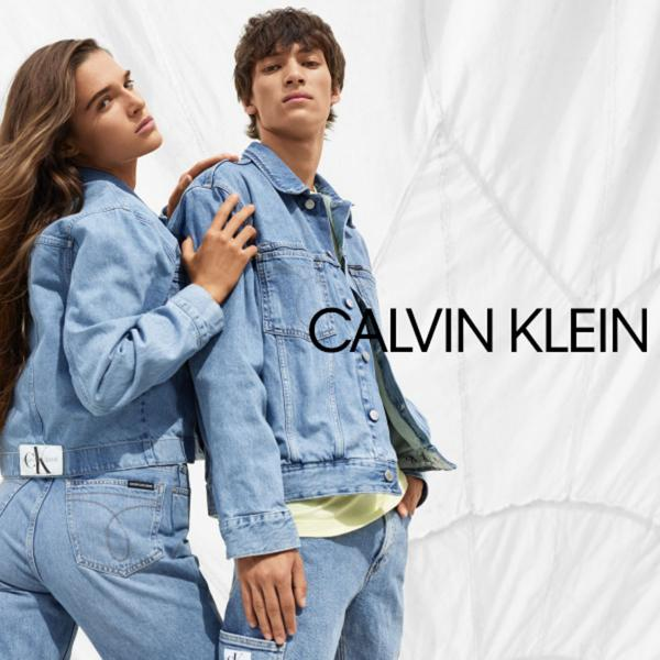 Calvin Klein coming soon